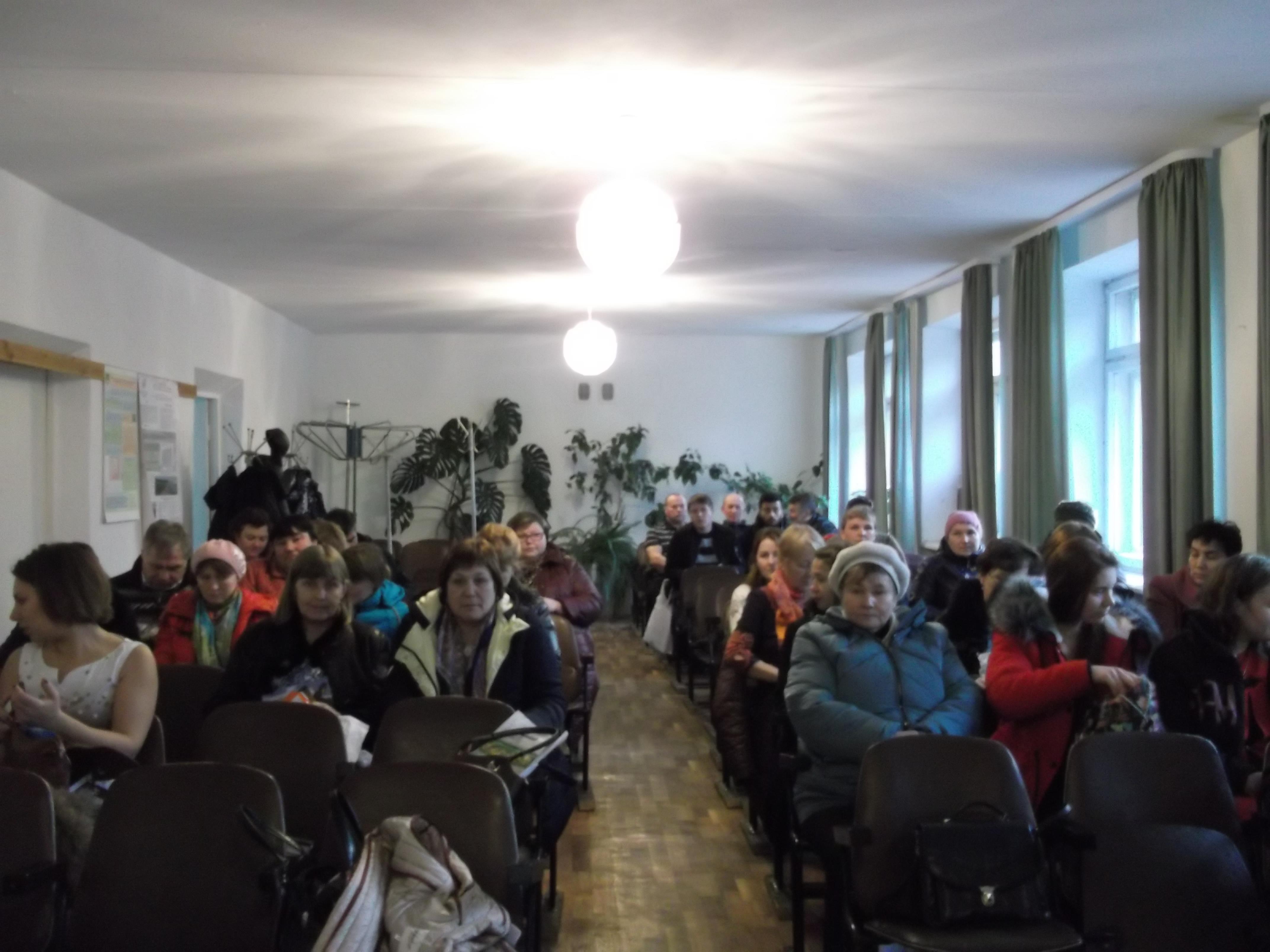 Состоялся семинар для специалистов животноводства